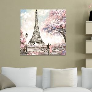 0415 Wall art decoration Paris art