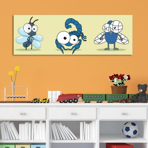Wall art decoration for kids