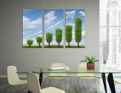 Wall art home decoration for office