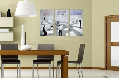 Wall art office decoration for office