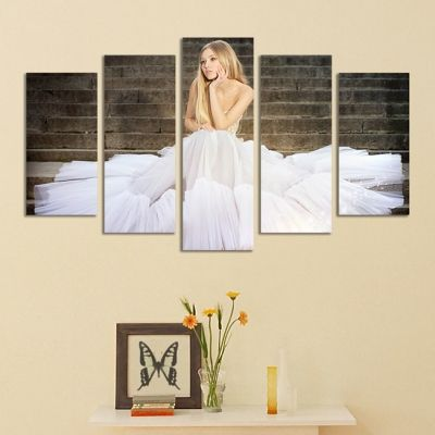 Canvas art for girl room