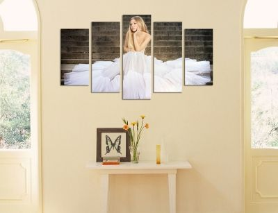 Wall art decoration for teenage room