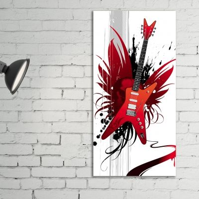 0037 Wall art decoration Guitar