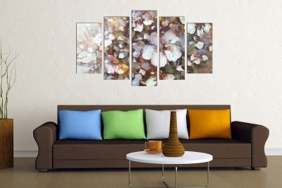 Painting wall art decoration