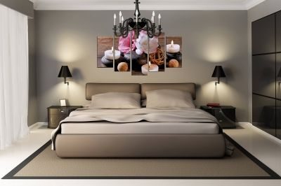 Wall art decoration for bedroom