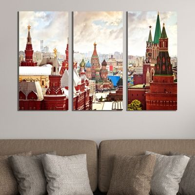 canvas art decoration Moscow