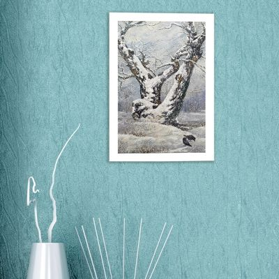 0013 Wall art decoration Winter