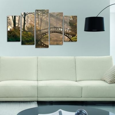 Home wall art decoration set