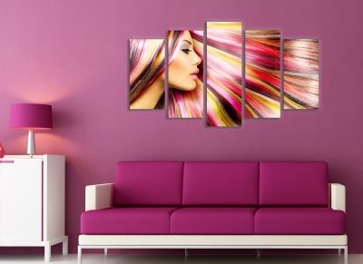 canvas set wall decoration