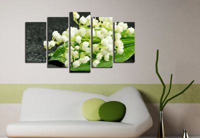 Canvas wall art set