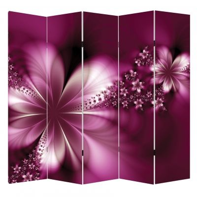 P0149 Decorative Screen Room devider Pretty woman (3,4,5 or 6 panels)
