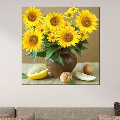 0701 Wall art decoration Sunflowers