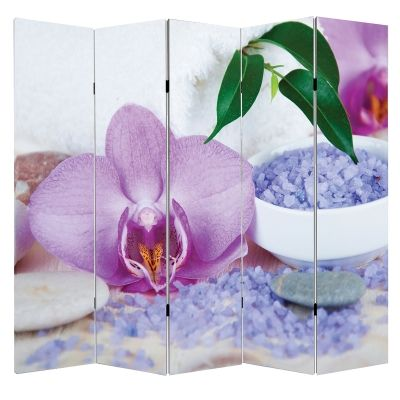P0435 Decorative Screen Room divider SPA compsition (3,4,5 or 6 panels)