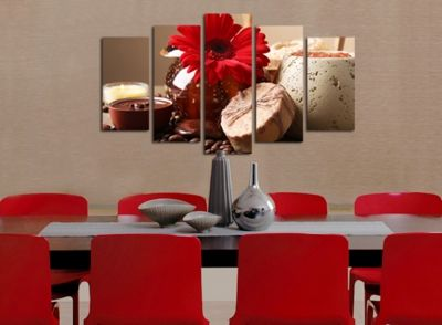 Canvas wall decoration, PVC wall decoration
